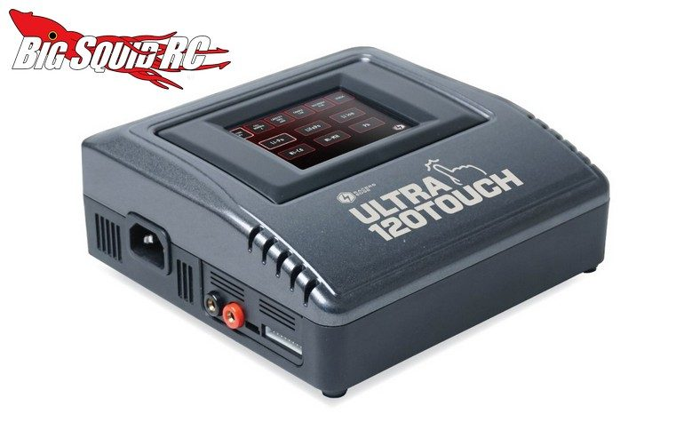 Racers Edge Ultra 120 Touch Charger
