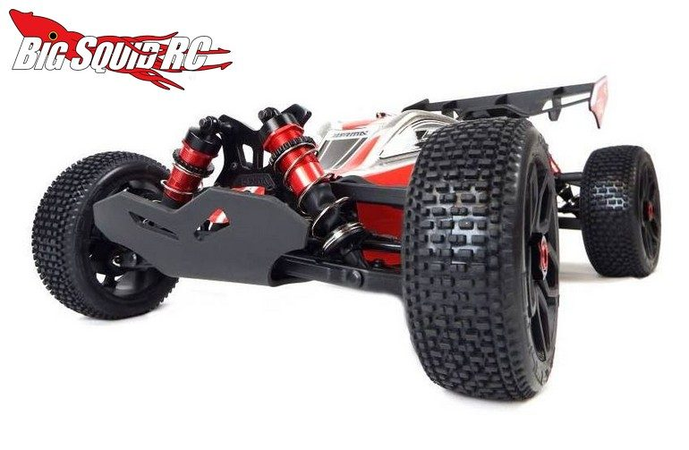 T-Bone Racing Bastion Front Bumper ARRMA Typhon