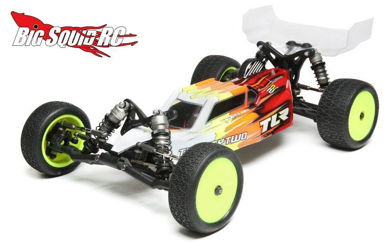 TLR 22 4.0 Buggy