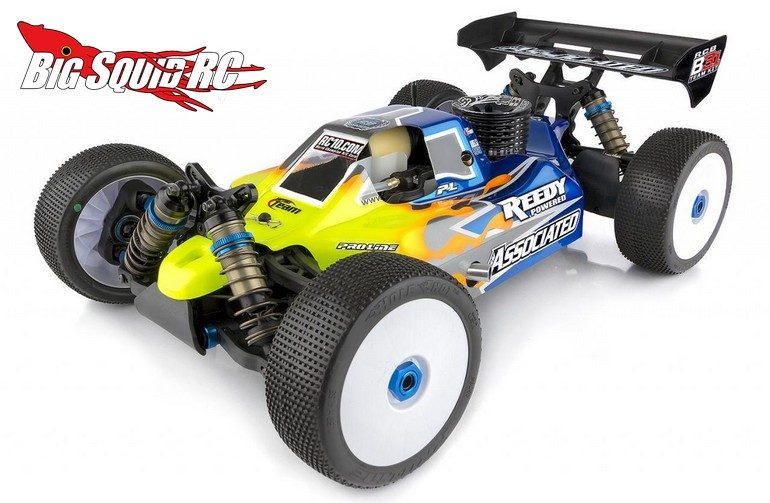 Team Associated RC8B3.1 Nitro Team Kit