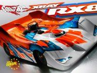 XRay 2017 RX8