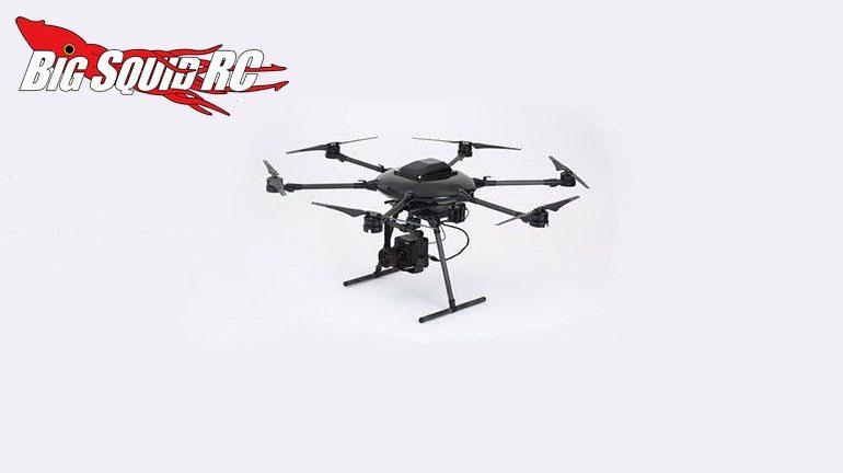 Canon Camera Drone