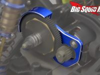 JConcepts B6 3-Gear Honeycomb Motor Plate Shield