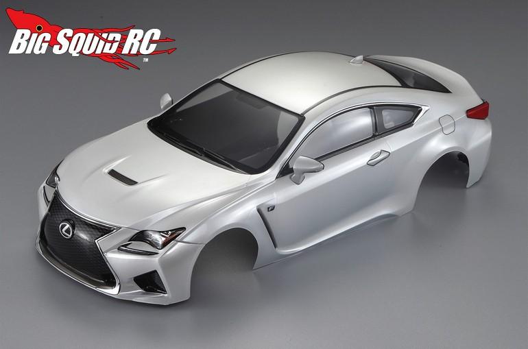 Body Rc Lexus F