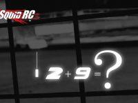 kyosho 2 + 9 = ? Teaser