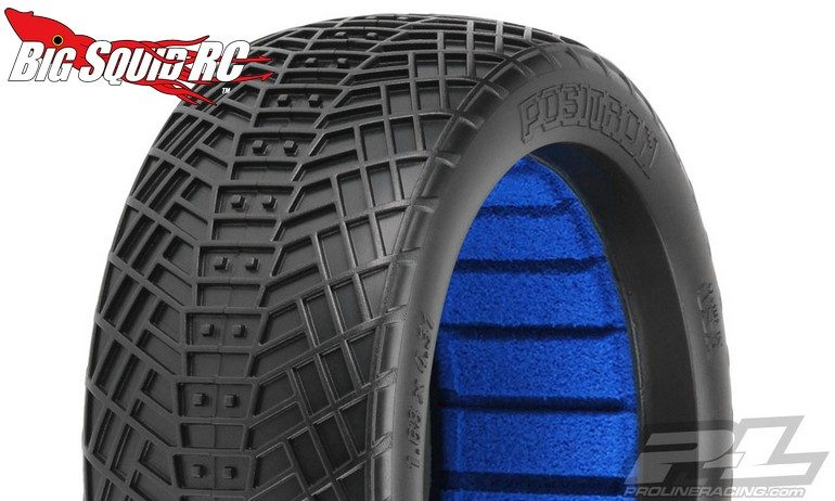 Pro-Line Positron 1/8 Buggy Tires