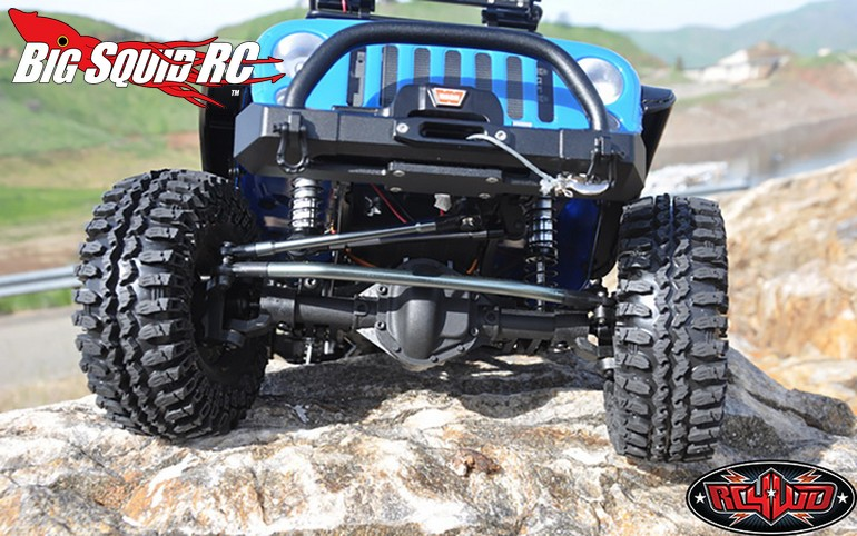 Plastic D44 Axles From RC4WD « Big Squid RC – RC Car and