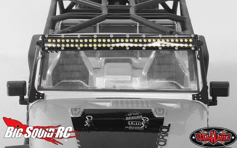 RC4WD Light Bar Mounts Jeep Rubicon