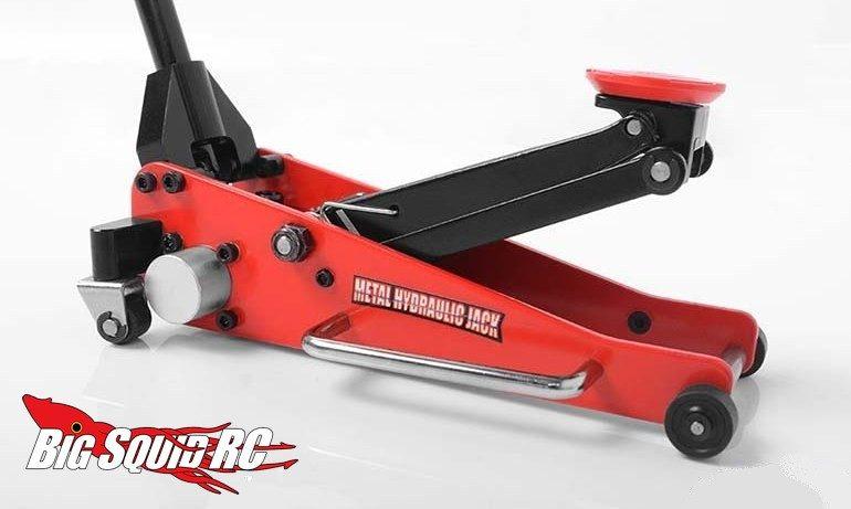 RC4WD Metal Hydraulic Jack