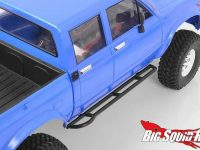 RC4WD Tough Armor Steel Side Sliders for Trail Finder 2 LWB
