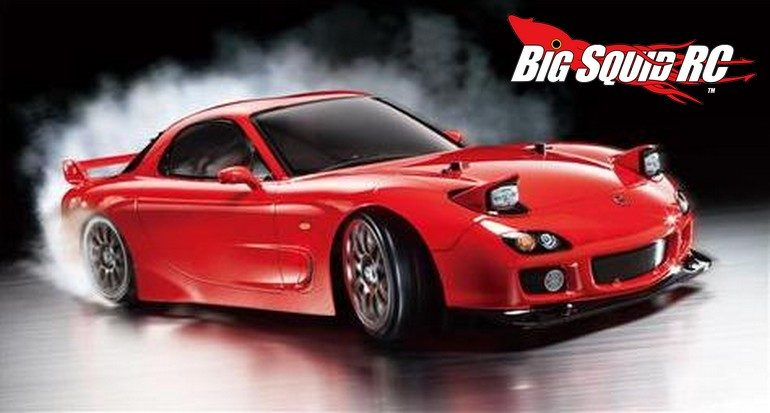 Mazda RX-7 TT02D Drift Spec