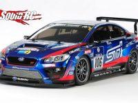 Tamiya Subaru WRX STI 24h Nurburgring
