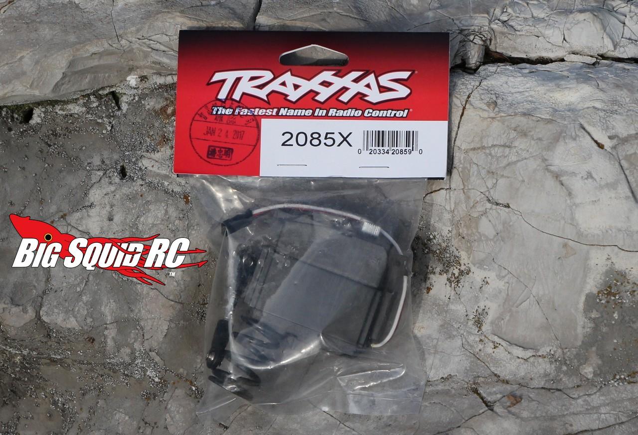 Ball Bearing Fits X-Maxx Traxxas 2085X Waterproof Digital High Torque Servo with Metal Gears