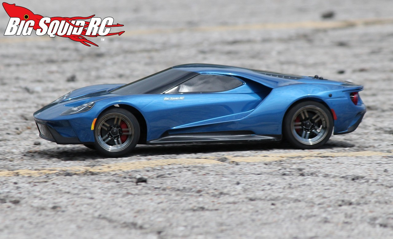 the traxxas ford gt review big squid rc rc car and. Black Bedroom Furniture Sets. Home Design Ideas