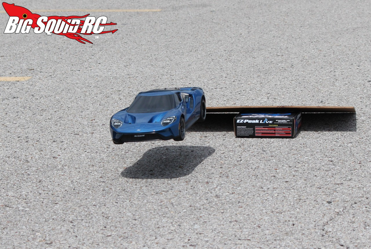 the traxxas ford gt review big squid rc news reviews. Black Bedroom Furniture Sets. Home Design Ideas