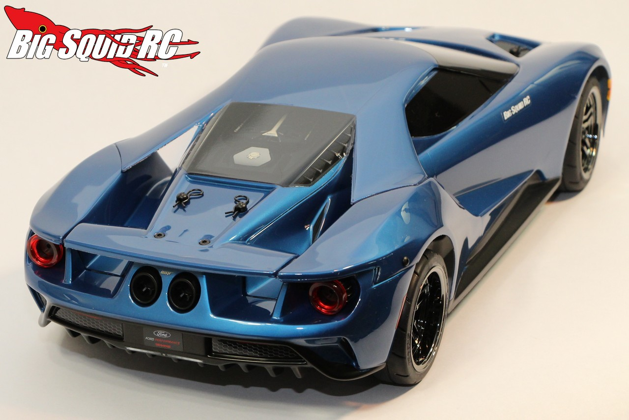 Car Battery Charger Reviews >> Unboxing The Traxxas Ford GT « Big Squid RC – RC Car and Truck News, Reviews, Videos, and More!