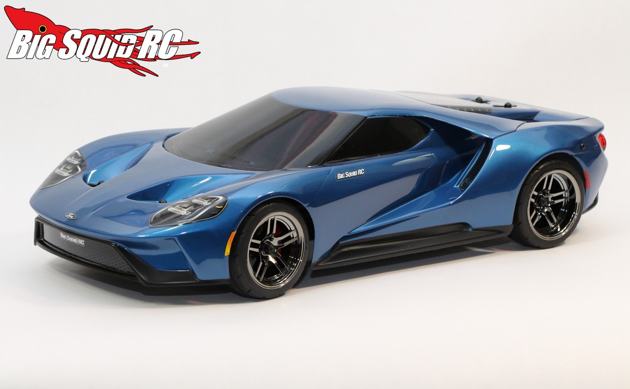 unboxing the traxxas ford gt big squid rc rc car and. Black Bedroom Furniture Sets. Home Design Ideas