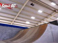 4K Video Traxxas Slash 4X4 Skatepark Session