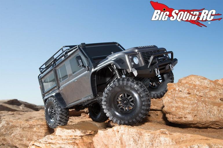 Ford F150 Mods Details!!! Traxxas TRX-4 Land Rover Defender « Big Squid ...