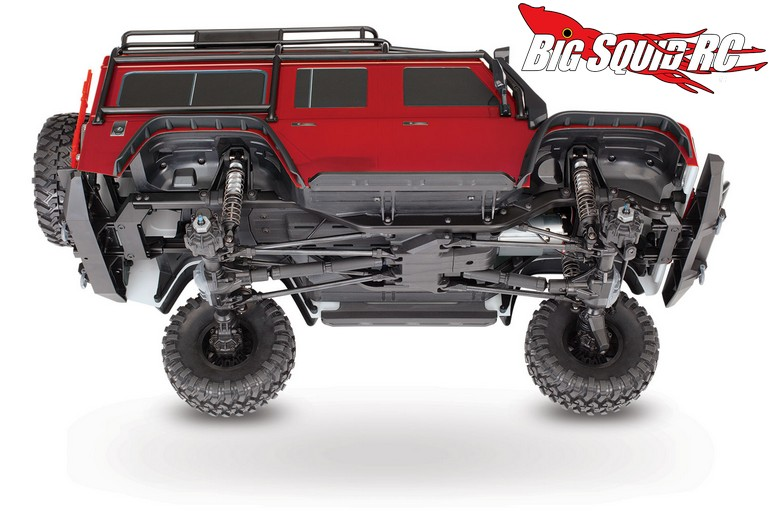 Details Traxxas Trx 4 Land Rover Defender 171 Big Squid