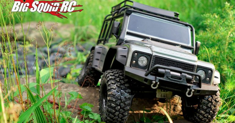 Traxxas TRX-4 Rock Crawler