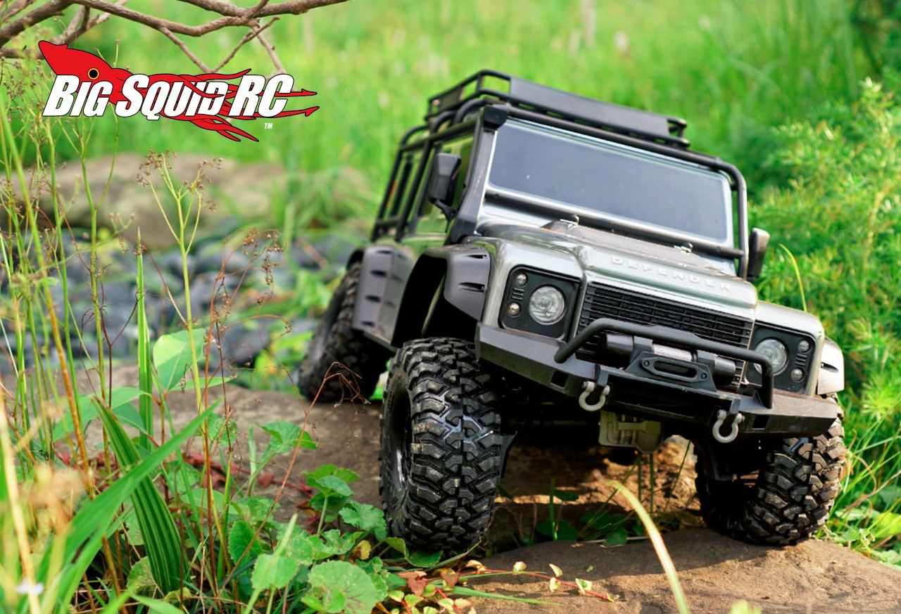 Teaser Traxxas Trx 4 Scale And Trail Crawler 171 Big Squid