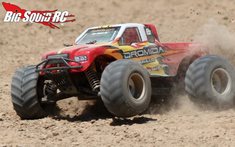 Dromida Brushless Monster Truck Review