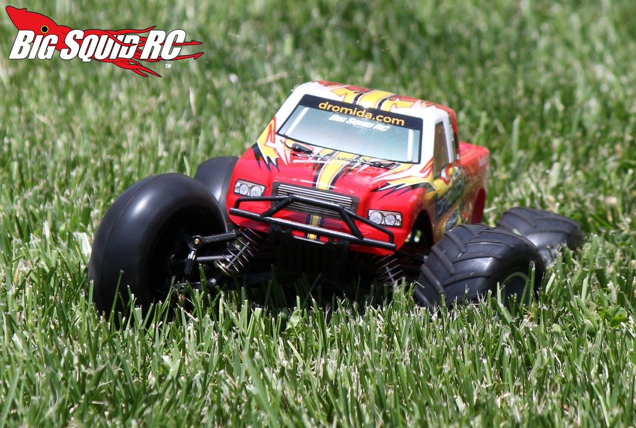 Dromida Brushless Monster Truck Review « Big Squid RC – RC