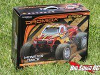 Unboxing Dromida Brushless Monster Truck