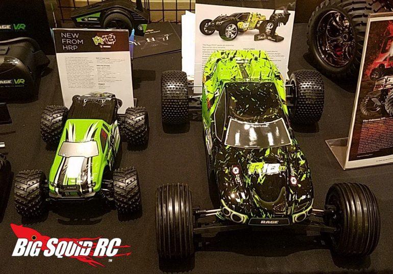 HRP Rage RC R10ST R18MT