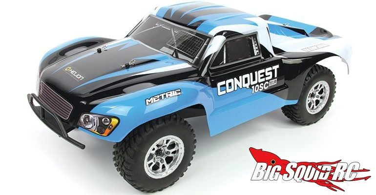 Helion Conquest 10sc Xlr 171 Big Squid Rc Rc Car And Truck