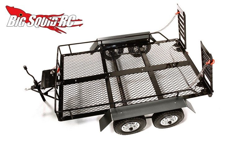 Integy Scale Trailer Kit