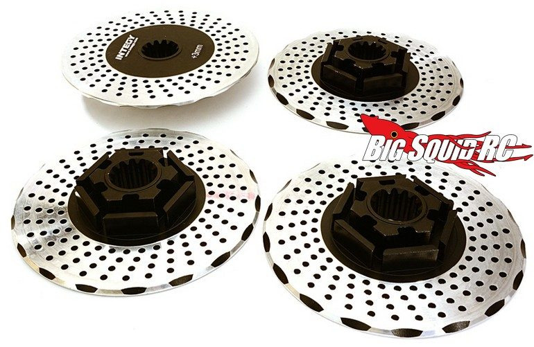 Integy Brake Disc Set X-Maxx