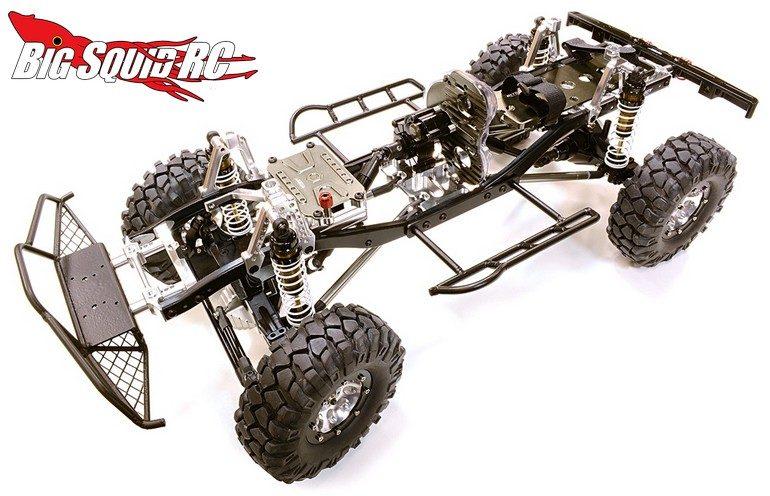 Integy Twin Motor Scale Crawler