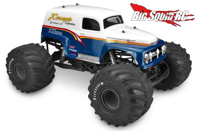 JConcepts 1951 Ford Panel Truck Body