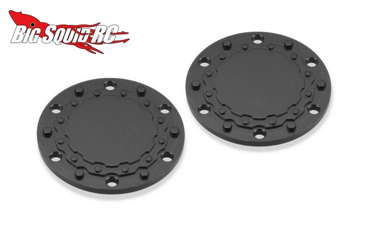 JConcepts Aluminum Planetary Cap Tribute Wheels