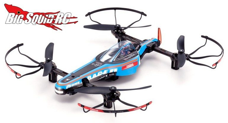 Kyosho Znug Design Electric Blue Drone Racer