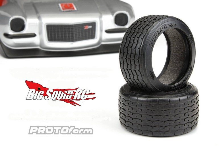 PROTOform Spec Tires US Vintage Trans Am