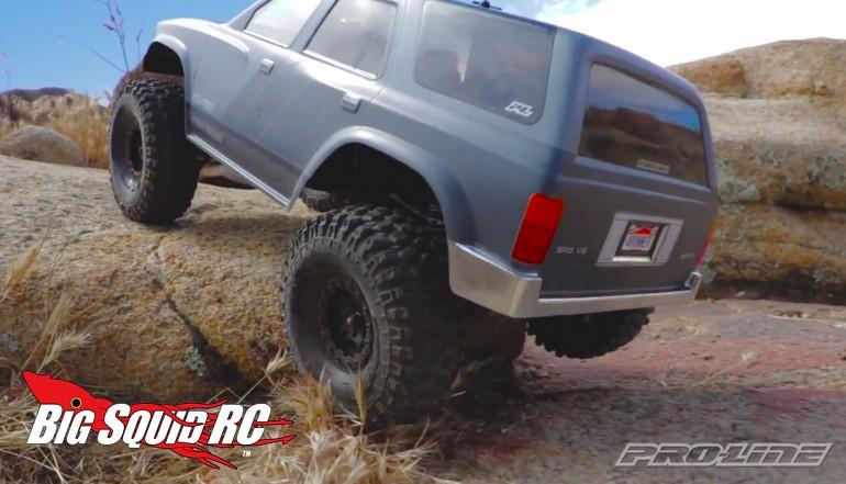 Video – 1991 Toyota 4Runner Pro-Line Body « Big Squid RC ...