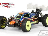 Pro-Line Predator Clear Body MBX7R ECO