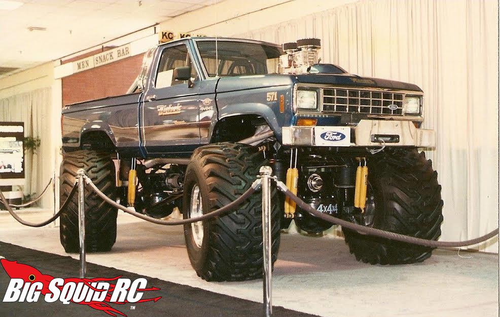Monster Truck Madness Bigfoot Ranger Replica Big Squid Rc