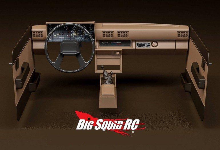 RC Nerds Pro-Line Hilux SR5 Interior