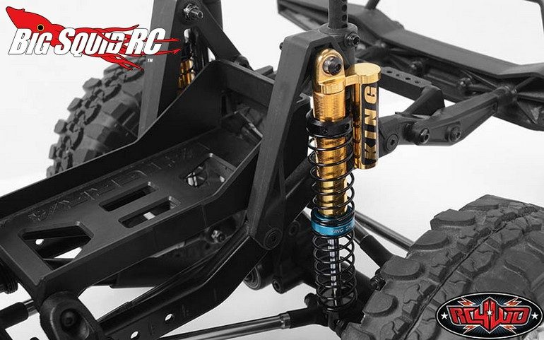RC4WD Limited Edition King Gold Shocks