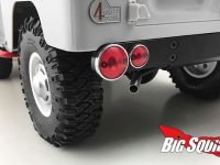 RC4WD Scale Metal Exhaust