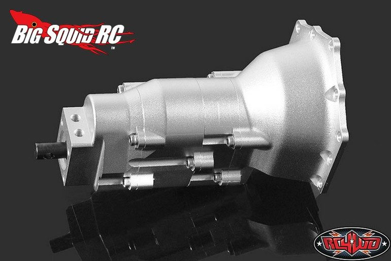RC4WD TCI R4 Single Speed Scale Transmission