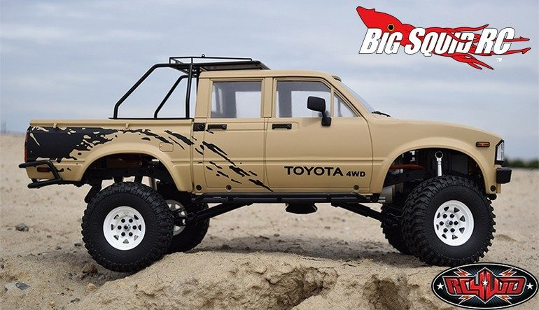 RC4WD Vinyl Graphic Decals Mojave II