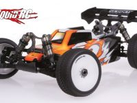 Serpent Cobra SRX8E Buggy