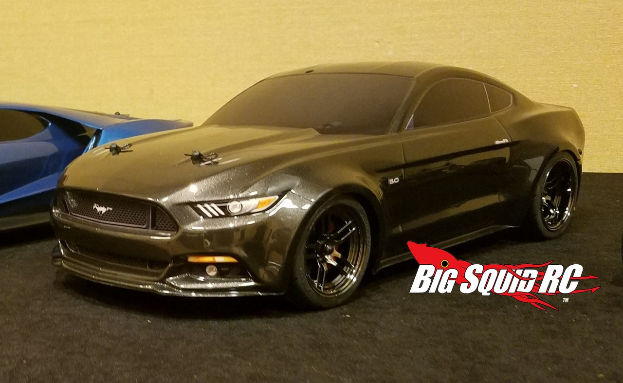 Spotted Traxxas Ford Mustang 171 Big Squid Rc Rc Car And