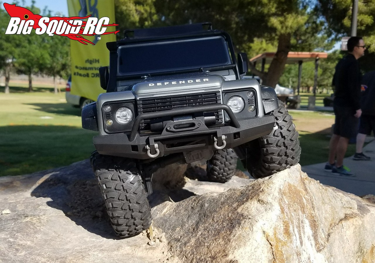 Hands On The Traxxas Trx 4 Scale Amp Trail Crawler 171 Big