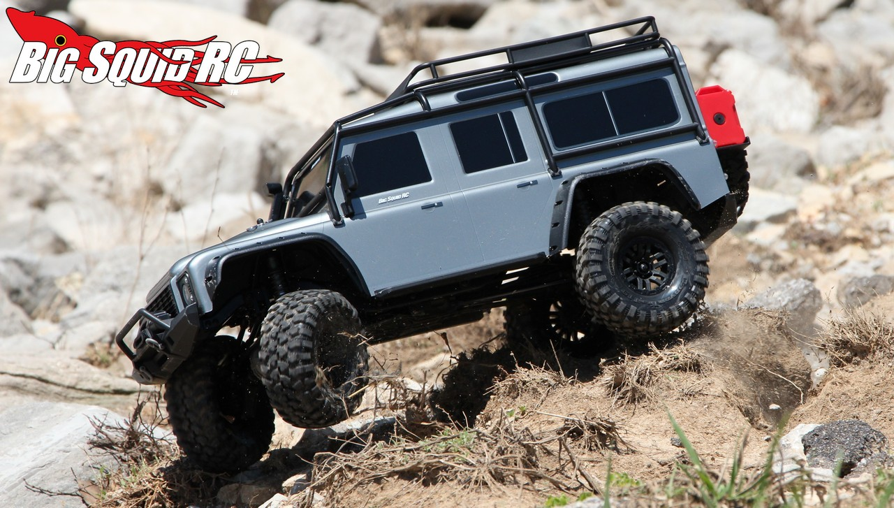Traxxas Trx 4 Scale Amp Trail Crawler Review 171 Big Squid Rc